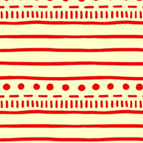 Denise: Horizontal Stripe