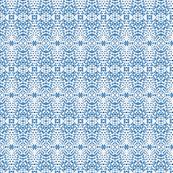 Dotty Navy/Cobalt Blue/White