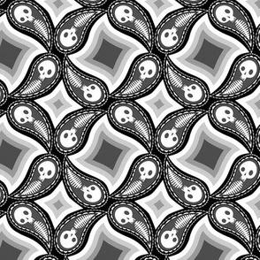 Ghost Circles - gray