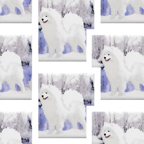 samoyed_winter_PP_Pattern