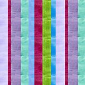Wide Watercolor Stripes
