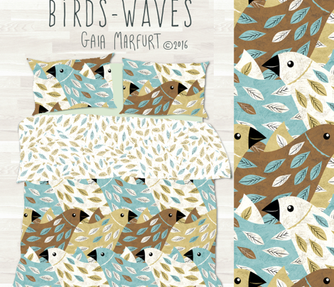 birdwaves