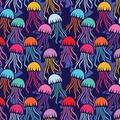 Deep sea-JellyFish