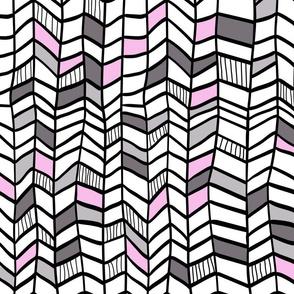Multi Purple Vertical Plumes