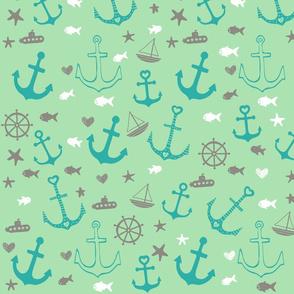 Mint Multi Anchors