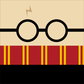 Minimalist Harry Potter 6 inch