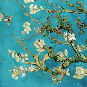 Almond Blossoms by Vincent Van Gogh
