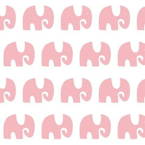 Elephant Parade - Pink