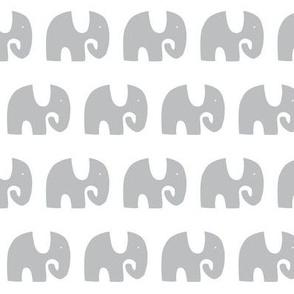 Elephant Parade - Grey