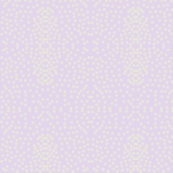 Pewter Pin Dot Patterns on Lilac