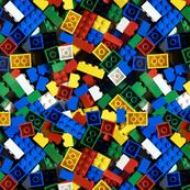 seamless building bricks blocks large