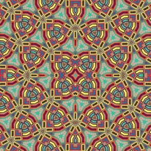 Primary Kaleidoscope