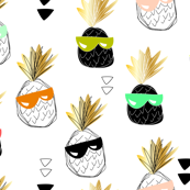 Shaddy Pineapples