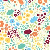 Spring Garden - Bright
