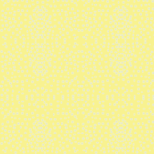 Pewter Pin Dot Patterns on Buttery Yellow
