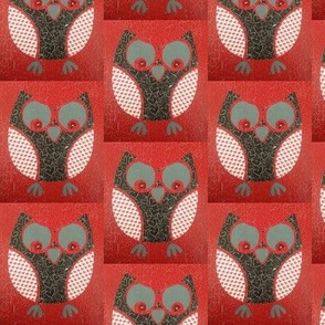 Rad Red Owls