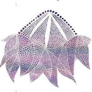 Monster Jellyfish Purples