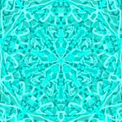Aqua Calico  Star
