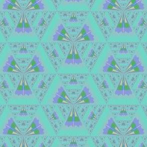 Iris Fractal