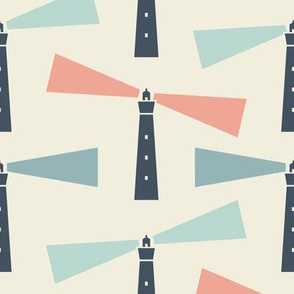 By the Sea – Lighthouse