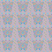 butterfly_mandala_Dot_Stripe_Purple