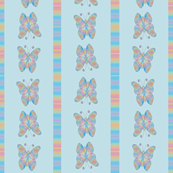 Mandala_Butterfly_Small_Stripe_Blue