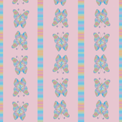 Mandala_Butterfly_Small_Stripe_Pink