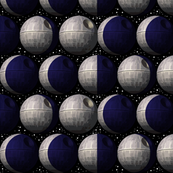 Phases of the Death Star