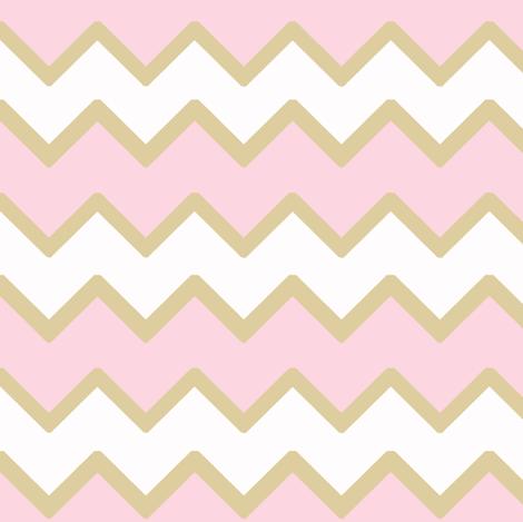 pink chevron glitter wallpaper