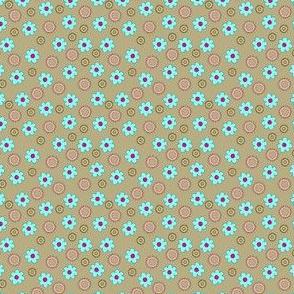 Folksy floral