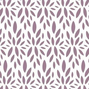 Leaves Coordinate Purple
