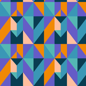 Multi-Color Geometric