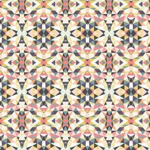 Deco Tribal SMALL PRINT