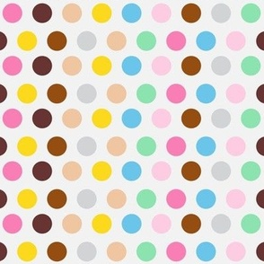 Spots - Coordinate