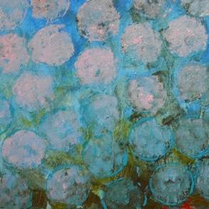 Painterly Bubbles Large