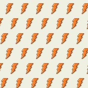 Lightning bolt - old school