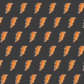 Lightning bolt - dark