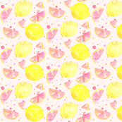pink lemonade mini