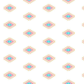 Color chage copy Aztek Quilt- tropical pink color reduced