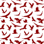 Red Eagles - Small