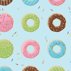 Donuts pattern 007