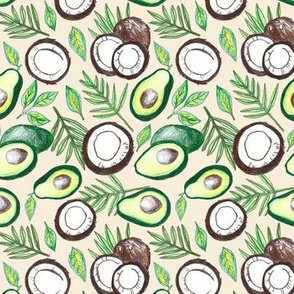 Coconuts & Avocados
