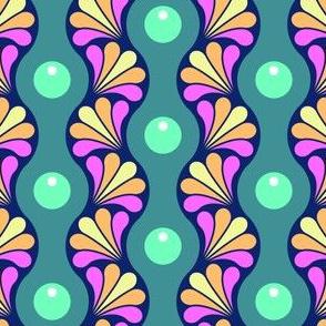 wavy stripe : may 2016 palette