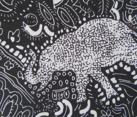 Paisley-Power-white-elephant-print-fabric-design
