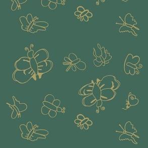 Butterflies (Forest)