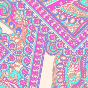 Paisley-Power-scarf-print-paisley-in-pink-coral