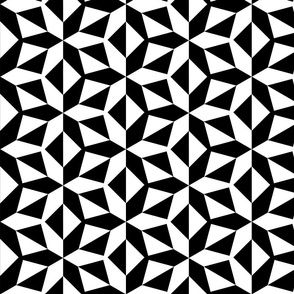 Triangle Maze Geometric