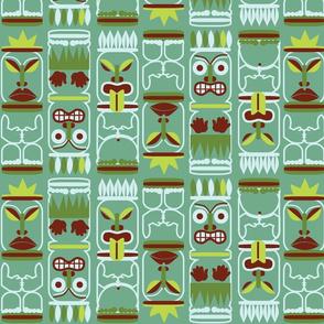 TIKI-TOKI-Green