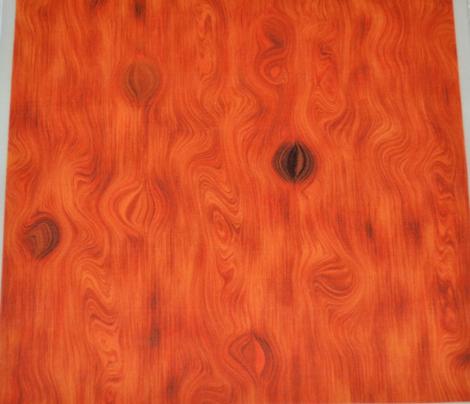Varnished Knotty Honey Oak