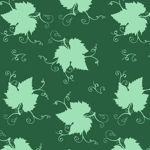 Grape Leaves - Manzanita